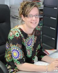 Célia, Directrice administrative et commerciale